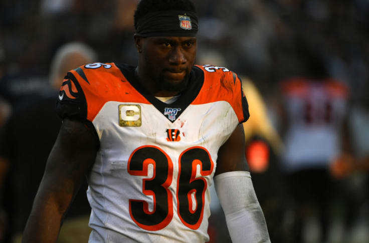 Shawn Williams is still a centerpiece of the Bengals defense