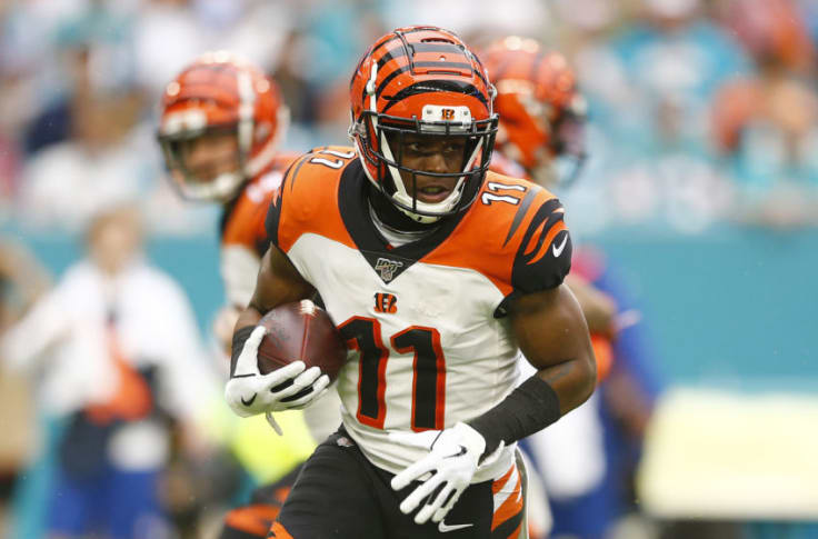 John Ross can put the Cincinnati Bengals' offense over the top