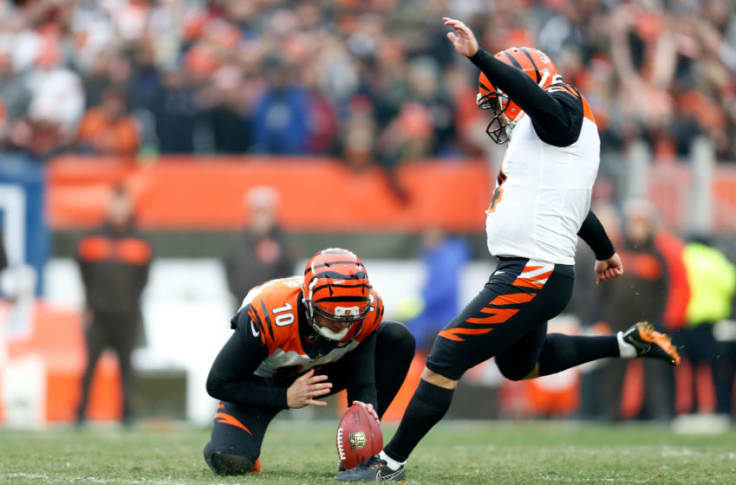 Kevin Huber NFL Jersey