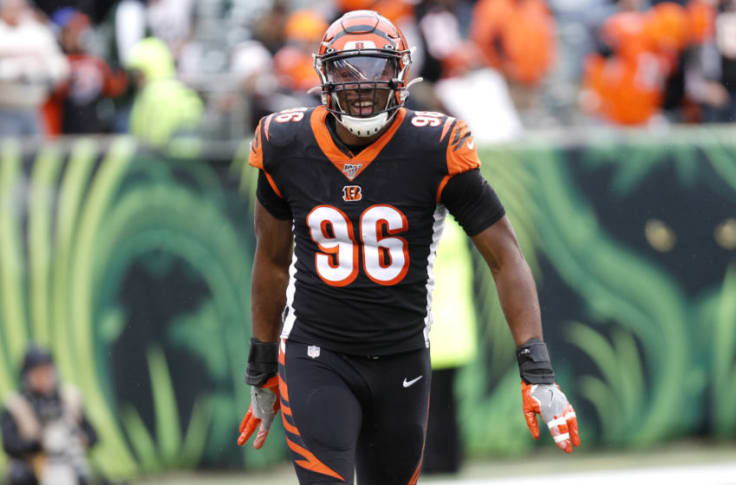 The Cincinnati Bengals need Carlos Dunlap now more than ever