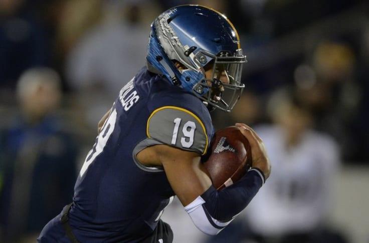 Baltimore Ravens: Keenan Reynolds of Navy is an Intriguing Choice