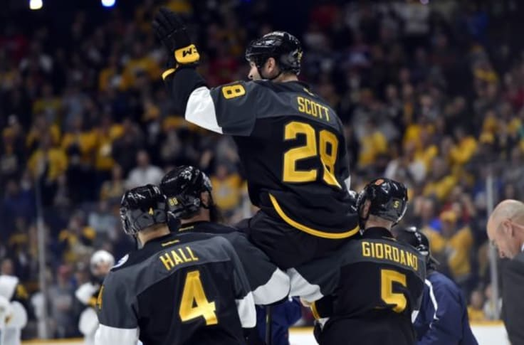 2016 NHL All-Star Game: John Scott is the Best Thing that Could ...