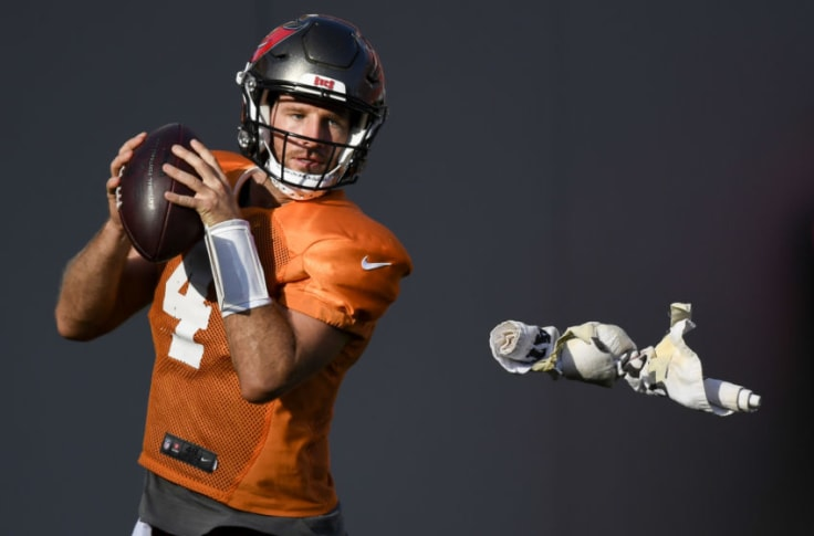 Buccaneers wasting time and money on QB3 Ryan Griffin
