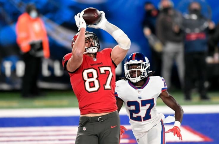 Rob Gronkowski: Has the grind caught up to the veteran?