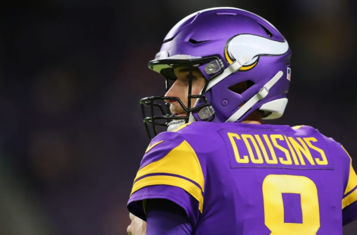 Is it time for the Minnesota Vikings to change their uniforms?
