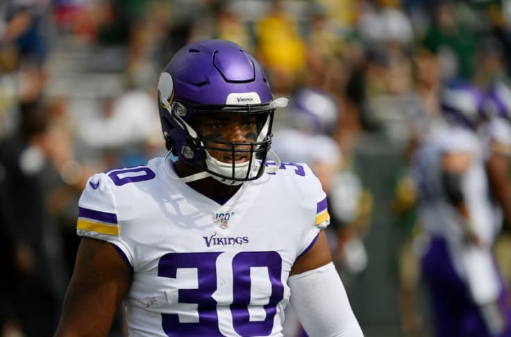 If the Vikings lose C.J. Ham, it could be to the Browns