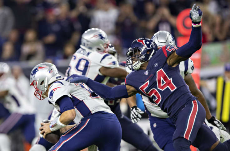 Texans: Jacob Martin vying for more snaps after his Week 13 ...