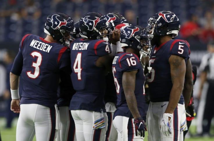 Houston Texans Quarterback Situation Entering Free Agency