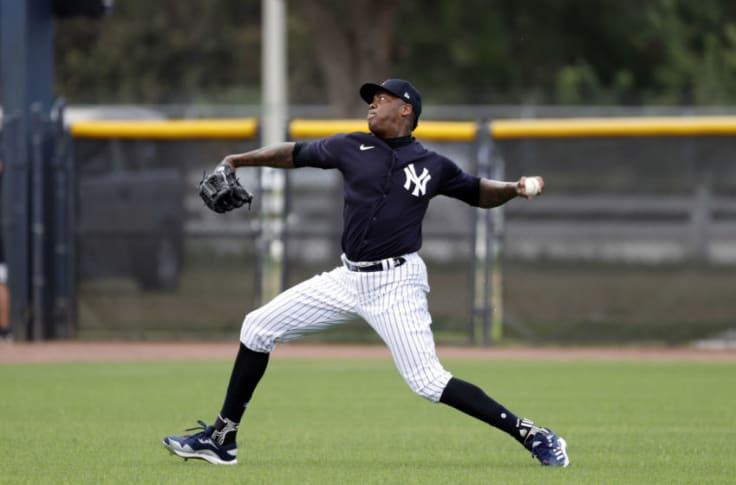 Yankees: Aaron Boone's reaction to Aroldis Chapman's splitter was ...