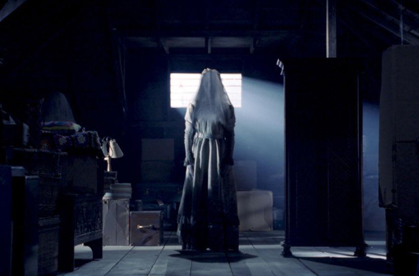 "MARISOL RAMIREZ as La Llorona in New Line Cinema's horror film ""THE CURSE OF LA LLORONA,"" a Warner Bros. Pictures release."