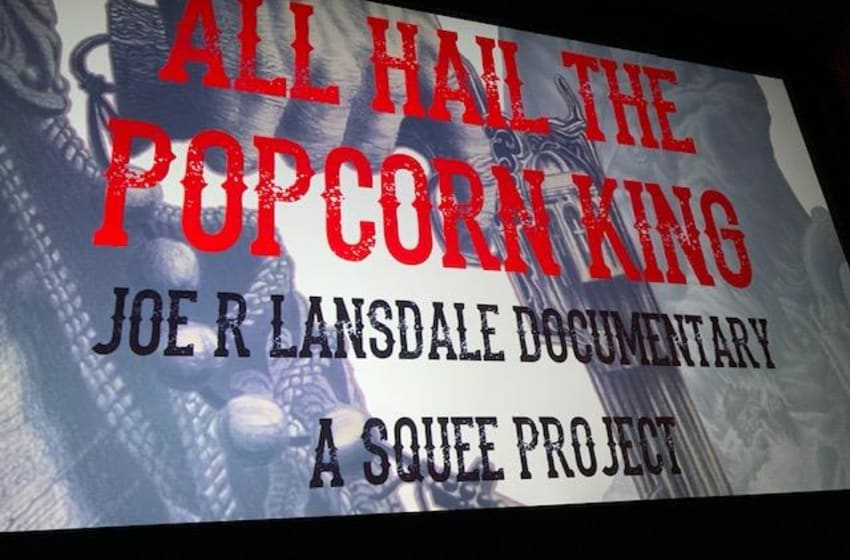 Photo: All Hail the Popcorn King - Courtesy of Chuck Wiser