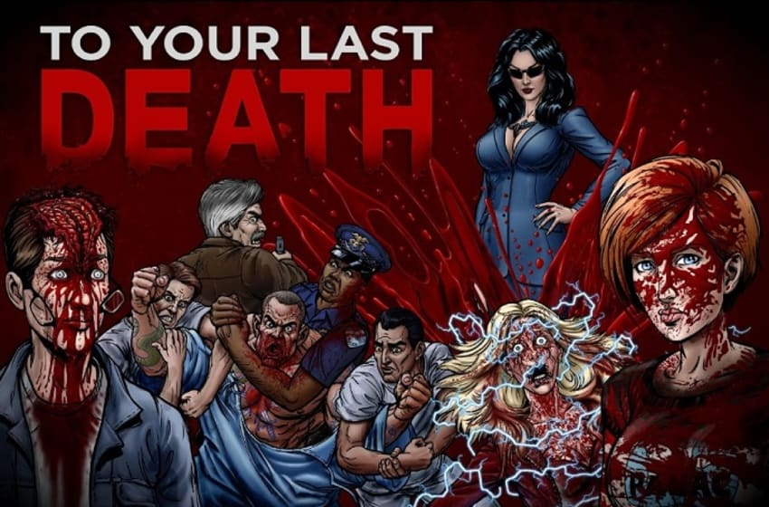 Photo: To Your Last Death - Courtesy of Coverage Ink Films
