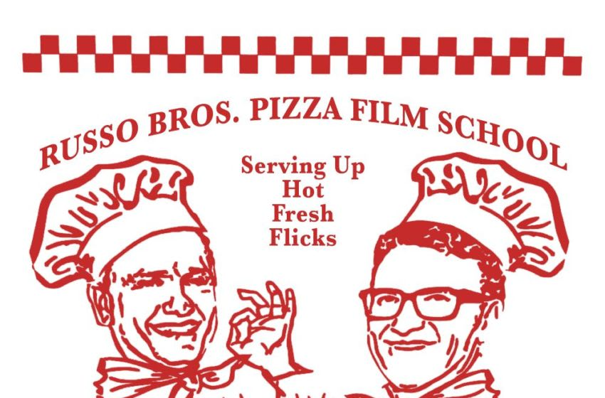 Russo Bros. Pizza Film School. Image courtesy Basil Russo
