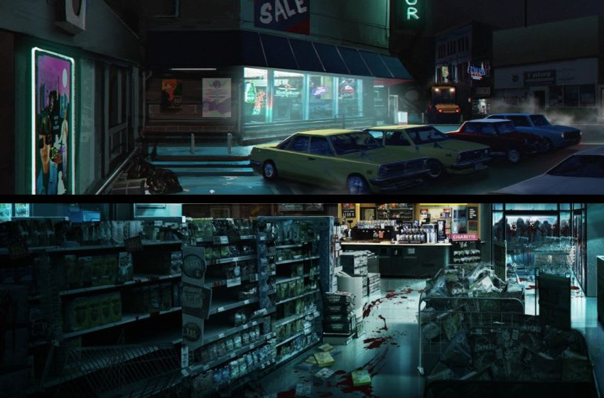 Resident Evil 3. Image Courtesy Capcom