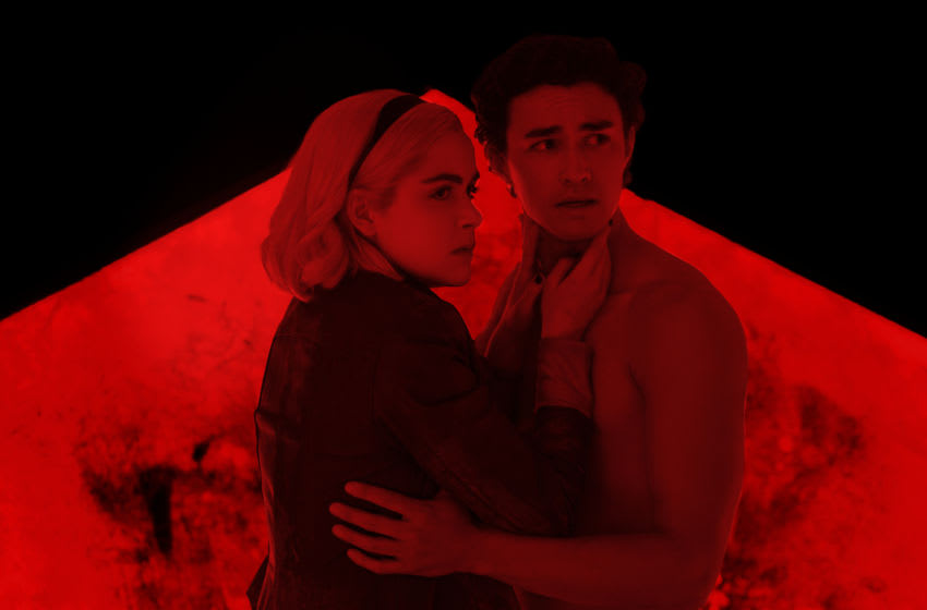 CHILLING ADVENTURES OF SABRINA - Credit: Diyah Pera/Netflix