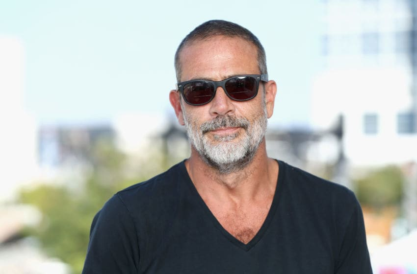 SAN DIEGO, CA - JULY 20: Actor Jeffrey Dean Morgan attends the #IMDboat At San Diego Comic-Con 2018: Day Two at The IMDb Yacht on July 20, 2018 in San Diego, California. (Photo by Rich Polk/Getty Images for IMDb)