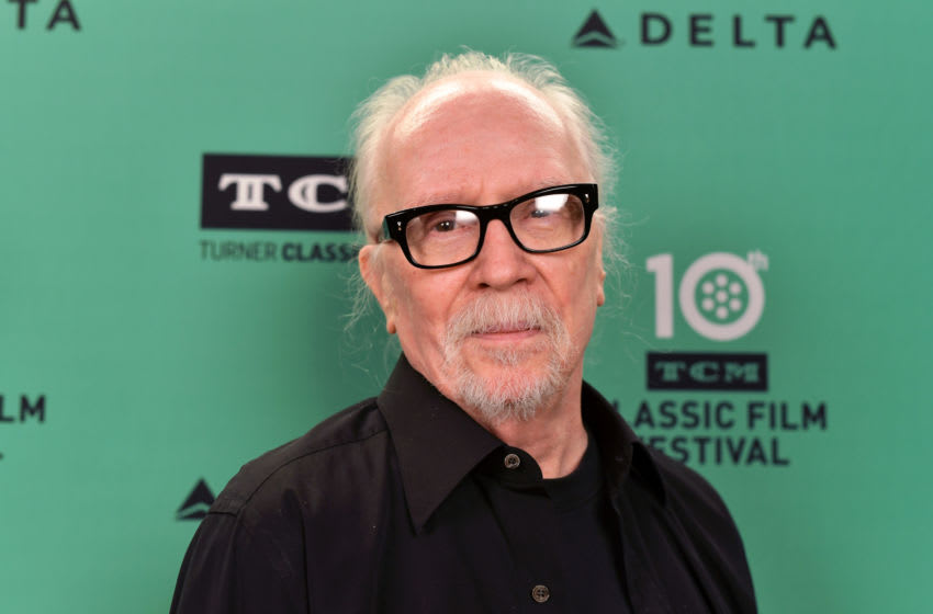 HOLLYWOOD, CALIFORNIA - APRIL 13: Special Guest John Carpenter attends the screening of 'Escape from New York' at the 2019 TCM 10th Annual Classic Film Festival on April 13, 2019 in Hollywood, California. (Photo by Emma McIntyre/Getty Images for TCM)