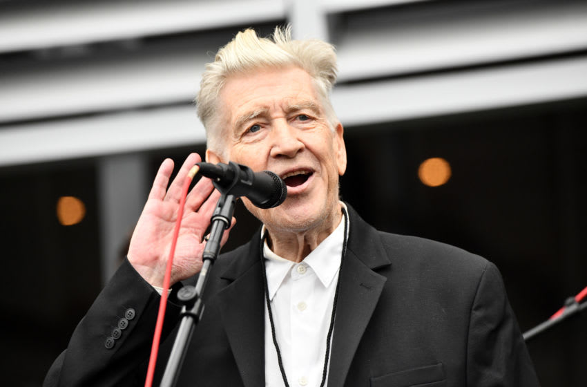 David Lynch (Photo by Scott Dudelson/Getty Images)