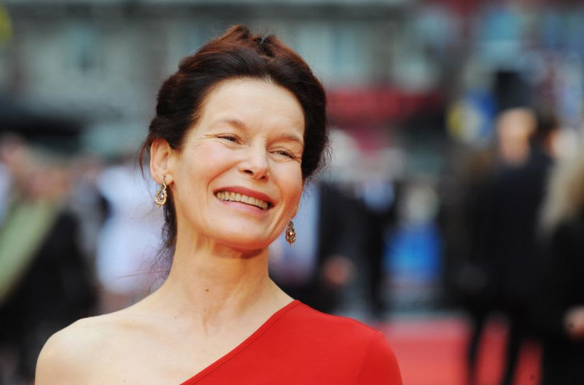 LONDON, UNITED KINGDOM - JULY 10: Alice Krige attends the 'Chariots Of Fire' UK Film Premiere at Empire Leicester Square on July 10, 2012 in London, England. (Photo by Stuart Wilson/Getty Images)