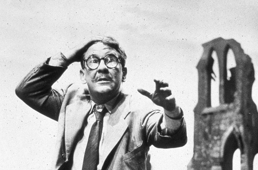 Burgess Meredith Twilight Zone (Photo Courtesy of Sci Fi Channel/Getty Images)