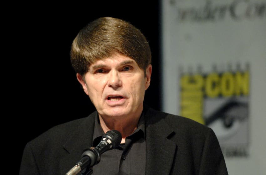 ANAHEIM, CA - MARCH 30: Writer Dean Koontz participates at WonderCon Anaheim 2013 - Day 2 at Anaheim Convention Center on March 30, 2013 in Anaheim, California. (Photo by Albert L. Ortega/Getty Images)
