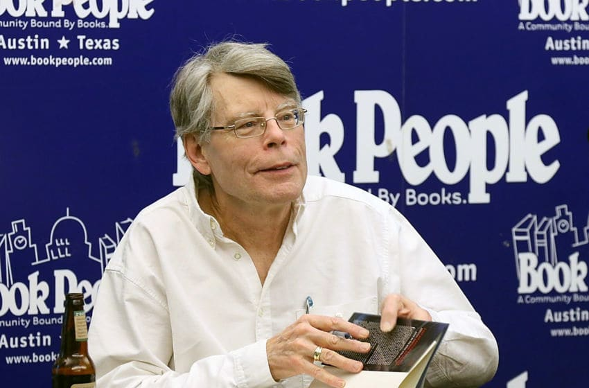 Stephen King (Photo by Gary Miller/Getty Images)