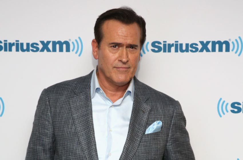 Bruce Campbell (Photo by Robin Marchant/Getty Images)