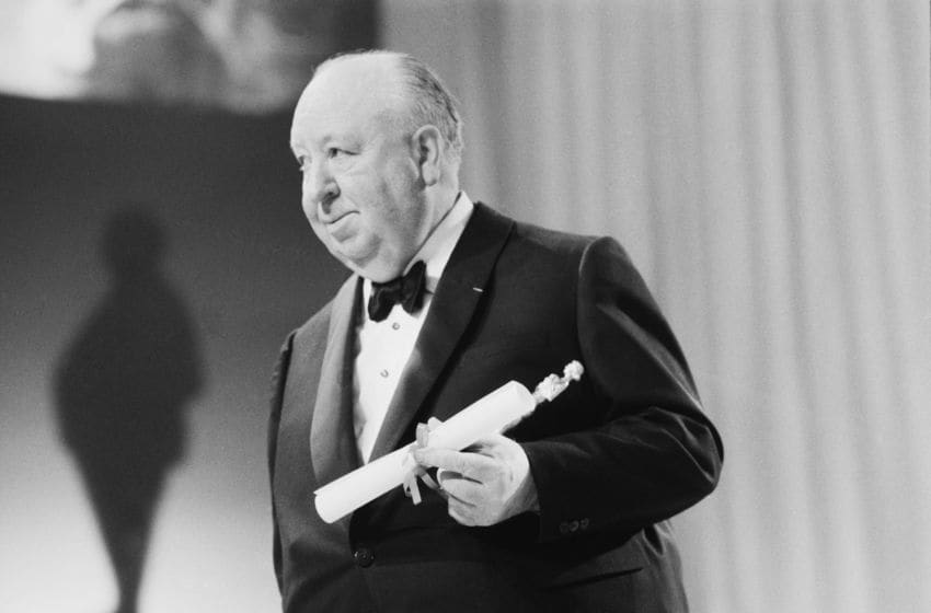 Alfred Hitchcock Photo by Steve Wood & Michael Stroud/Daily Express/Getty Images)