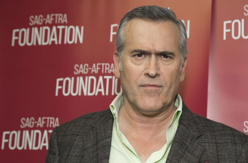 LOS ANGELES, CA - OCTOBER 24: Actor Bruce Campbell attends SAG-AFTRA Foundation's Conversations with