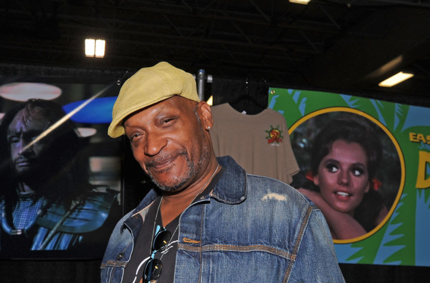 SECAUCUS, NJ - APRIL 30: Tony Todd attends the 2017 East Coast Comic Con at Meadowlands Exposition Center on April 30, 2017 in Secaucus, New Jersey. (Photo by Bobby Bank/Getty Images)