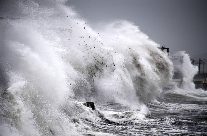 Storm Callum (Photo by Jeff J Mitchell/Getty Images)