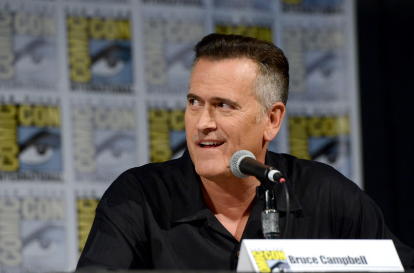 Bruce Campbell (Photo by Michael Kovac/Getty Images for STARZ)