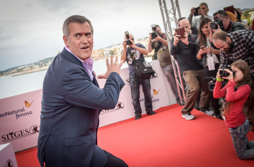 Bruce Campbell (Photo by Robert Marquardt/Getty Images)