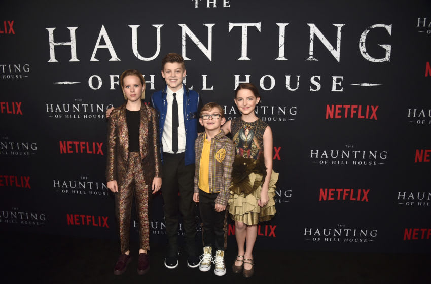 The Haunting of Hill House - Julian Hilliard - Courtesy Netflix