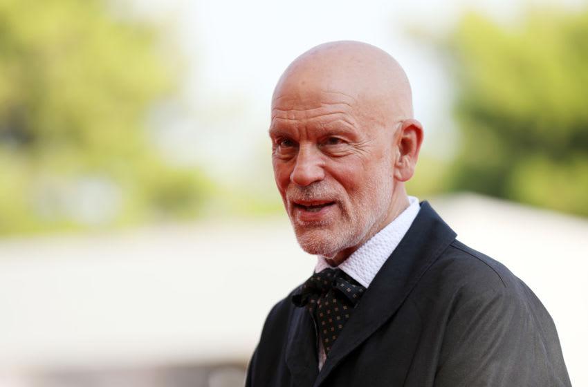 VENICE, ITALY - SEPTEMBER 01: John Malkovich walks the red carpet ahead of