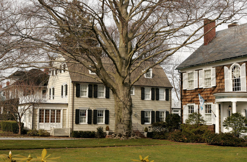 Amityville Horror (Photo by Paul Hawthorne/Getty Images)