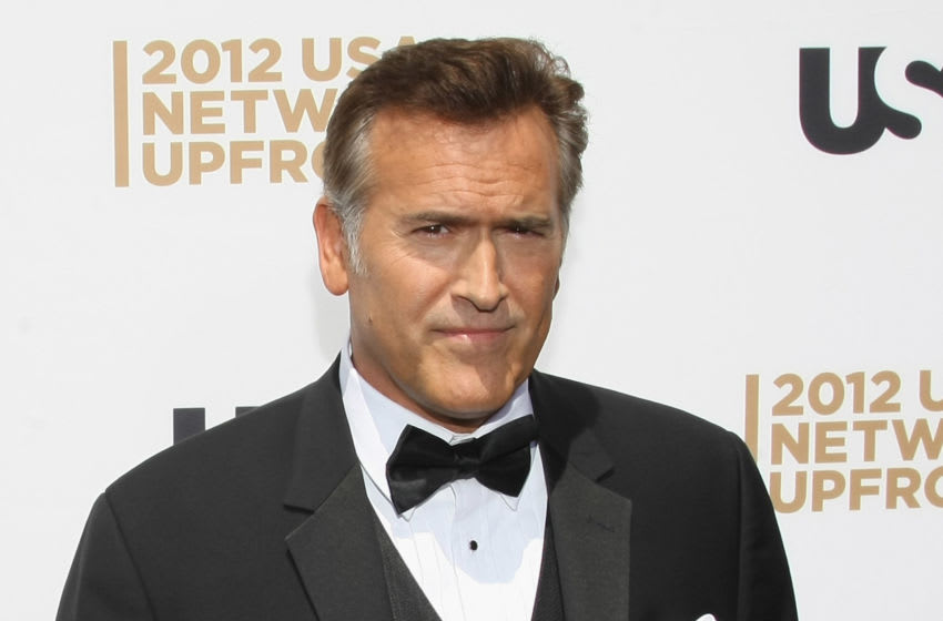 Bruce Campbell (Photo by Neilson Barnard/USA/[NBCU Photo Bank via Getty Images] for USA Network)
