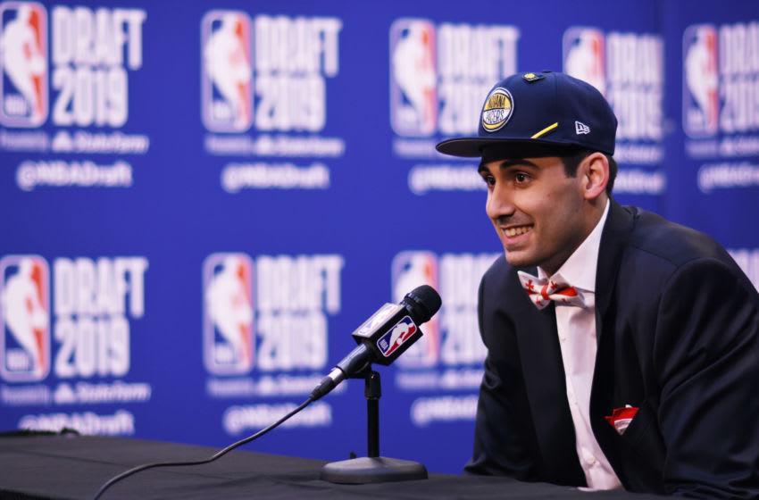 Indiana Pacers, Goga Bitadze (Photo by Stephen Pellegrino/NBAE via Getty Images)