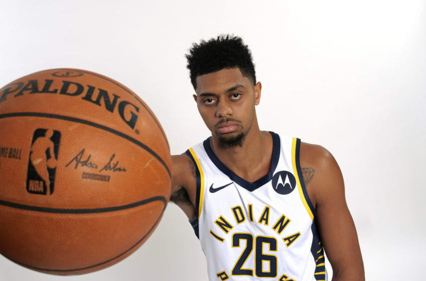 Indiana Pacers Jeremy Lamb (Photo by Ron Hoskins/NBAE via Getty Images)