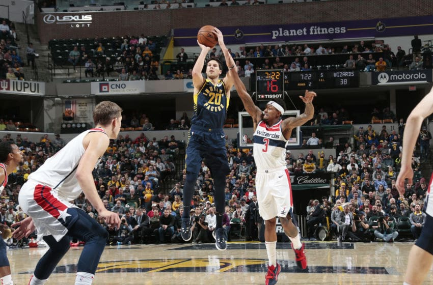 Doug McDermott, Indiana Pacers (Photo by Ron Hoskins/NBAE via Getty Images)