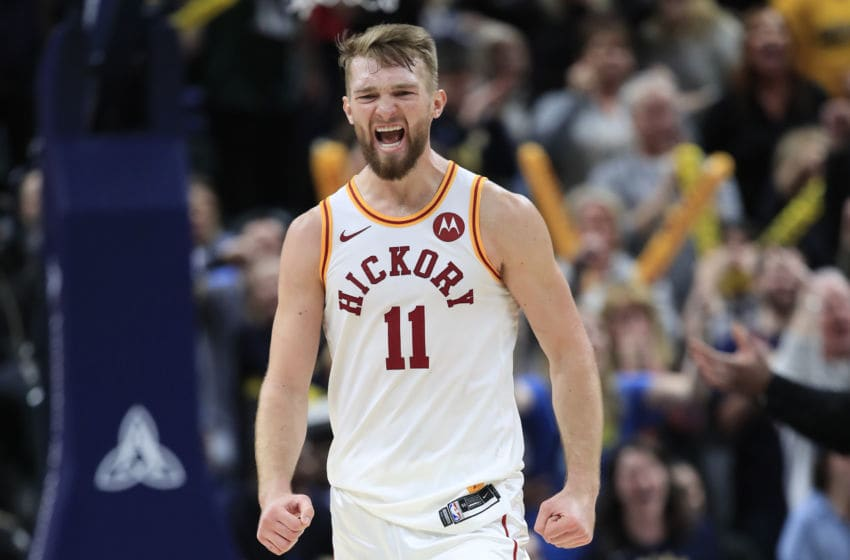 Domantas Sabonis, Indiana Pacers (Photo by Andy Lyons/Getty Images)