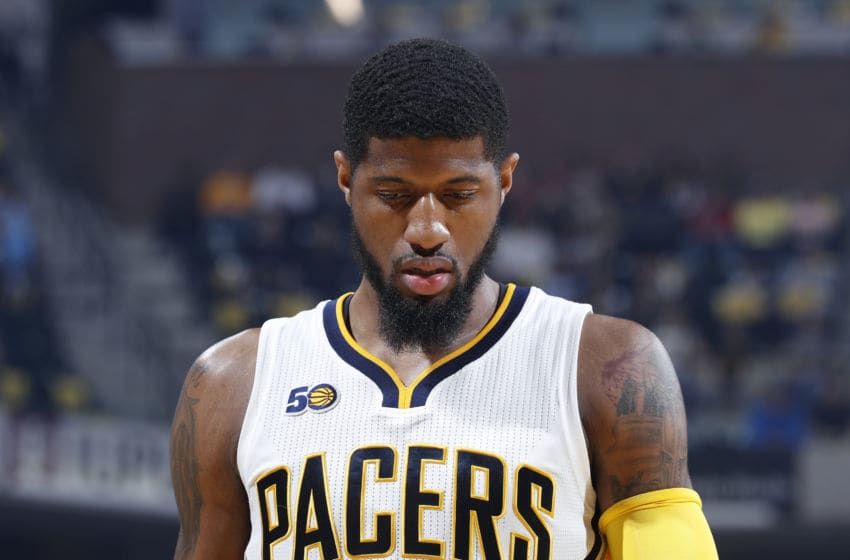 Paul George, Indiana Pacers (Photo by Joe Robbins/Getty Images)