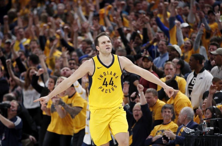 Bojan Bogdanovic, Indiana Pacers (Photo by Joe Robbins/Getty Images)