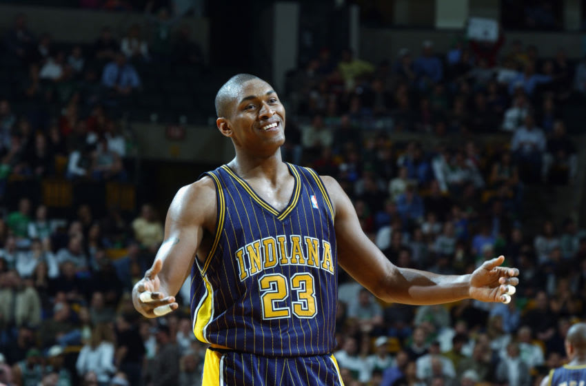 Ron Artest Indiana Pacers (Photo by Nathaniel S. Butler/NBAE via Getty Images)