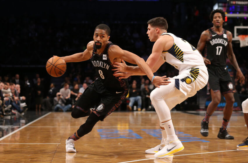 Indiana Pacers, Spencer Dinwiddie - Credit: Brad Penner-USA TODAY Sports