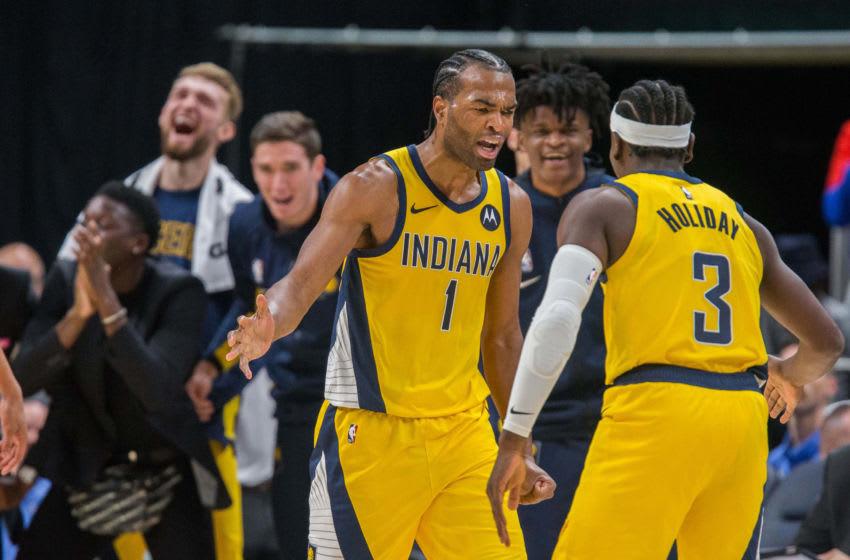 Indiana Pacers, TJ Warren - Credit: Trevor Ruszkowski-USA TODAY Sports