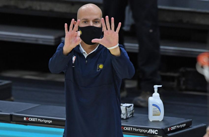 Nate Bjorkgren, Indiana Pacers - Credit: David Dermer-USA TODAY Sports