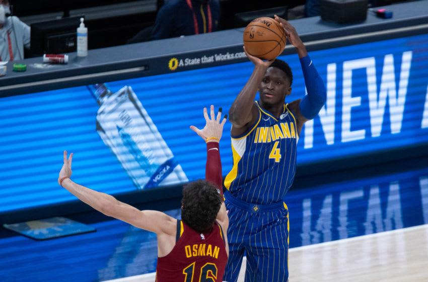 Victor Oladipo - Credit: Trevor Ruszkowski-USA TODAY Sports