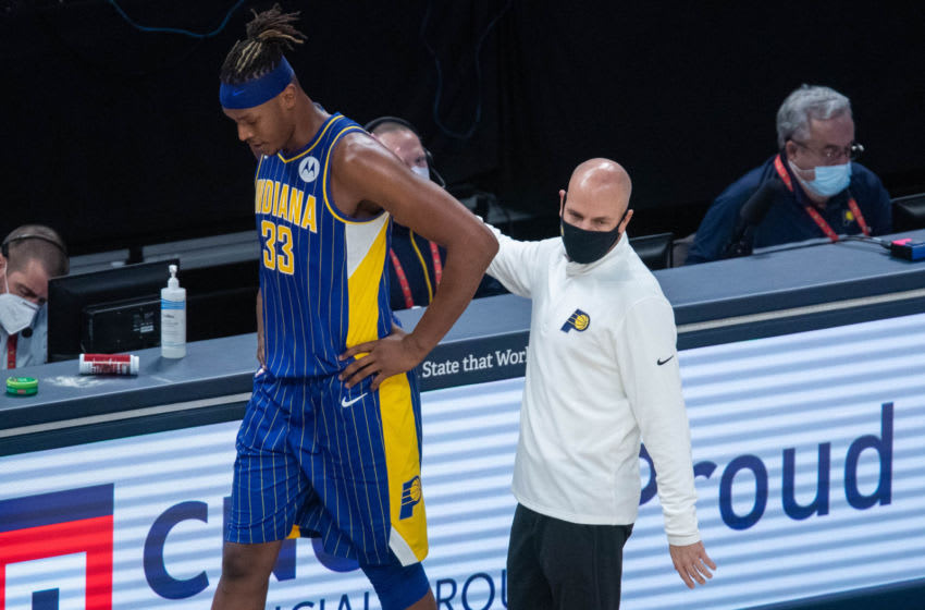 Indiana Pacers - Credit: Trevor Ruszkowski-USA TODAY Sports