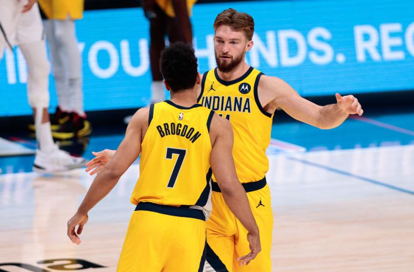 Indiana Pacers, Malcolm Brogdon, Domantas Sabonis - Credit: Isaiah J. Downing-USA TODAY Sports